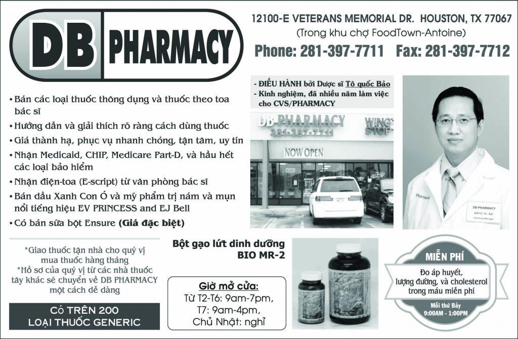 DB Pharmacy