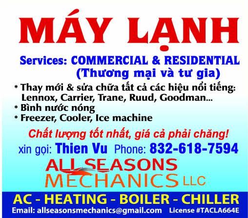 All Seasons Mechanic